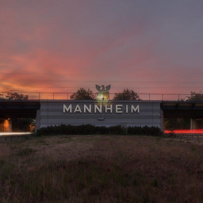 Willkommen in Mannheim
